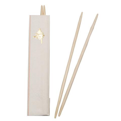 Japanese Chopsticks Hashi 2 Sets IKI Bamboo Wood 220 210mm Chopstick MADE JAPAN